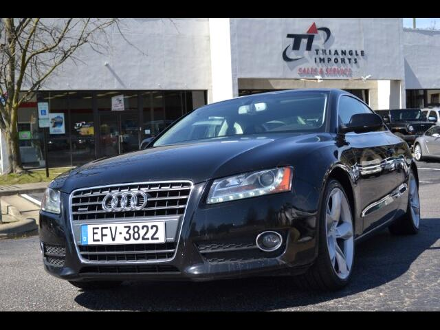 2011 Audi A5 2dr Cpe Auto quattro 2.0L Premium Plus