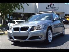 2011 BMW 3-Series Sport Wagon