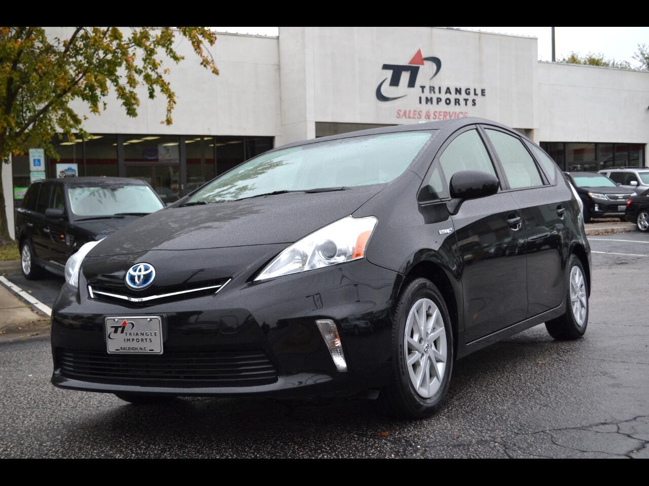 2012 Toyota Prius V 5dr Wgn Two (Natl)