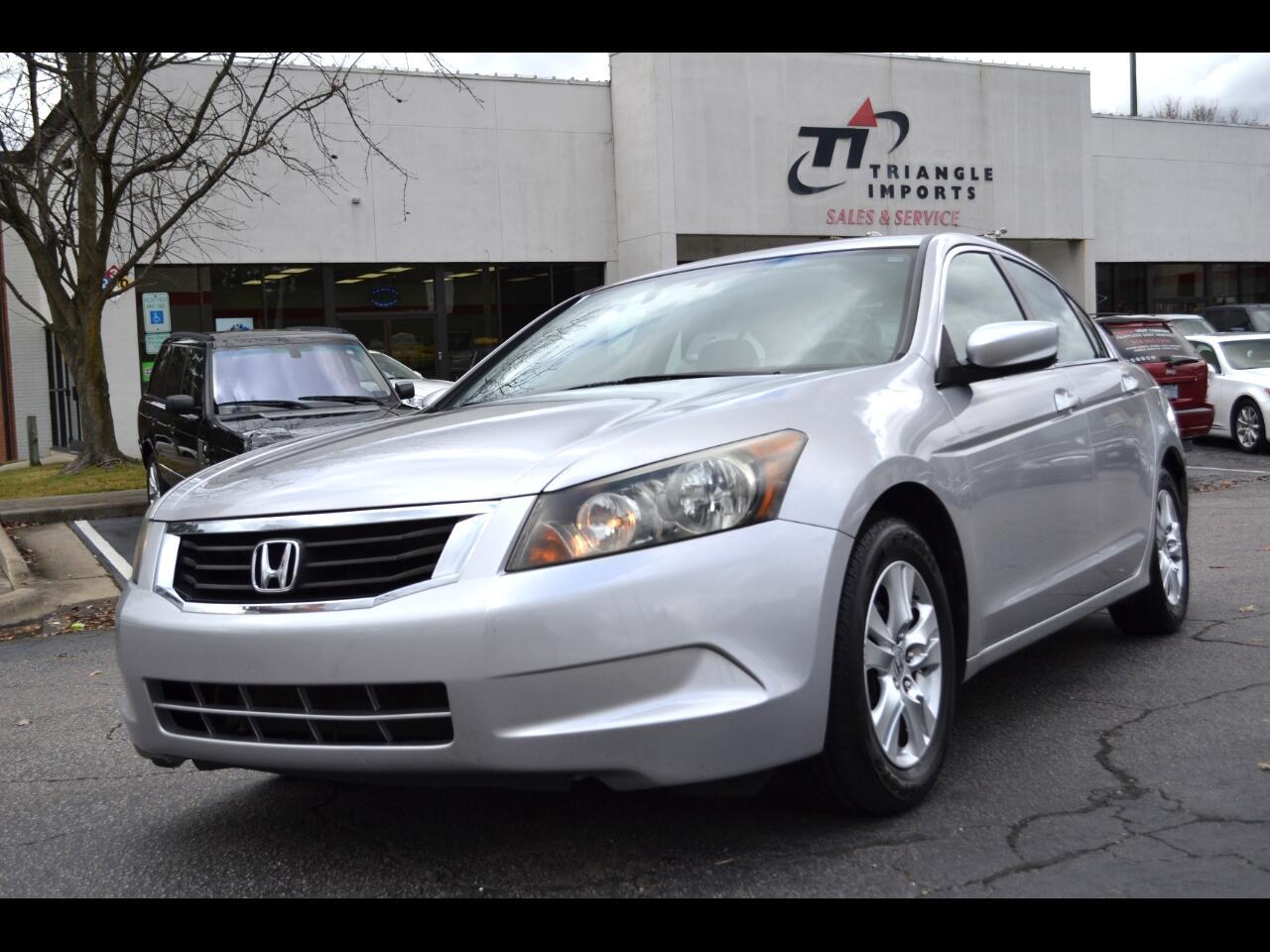 2010 Honda Accord 4dr Sedan LX Auto