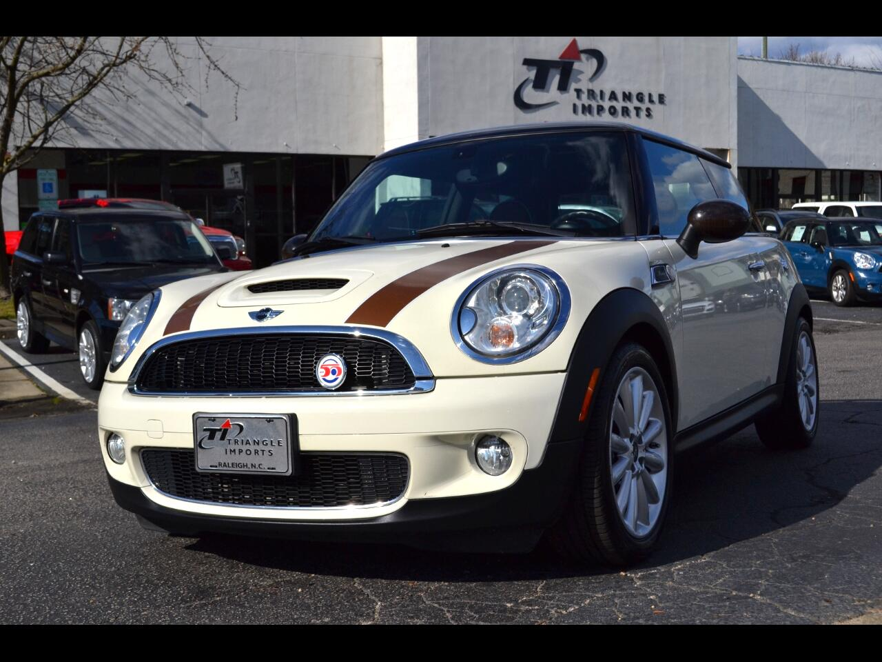 2010 MINI Cooper S Mayfair