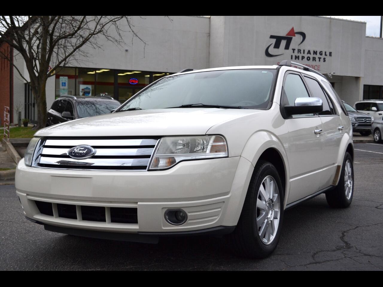 2009 Ford Taurus X Limited FWD