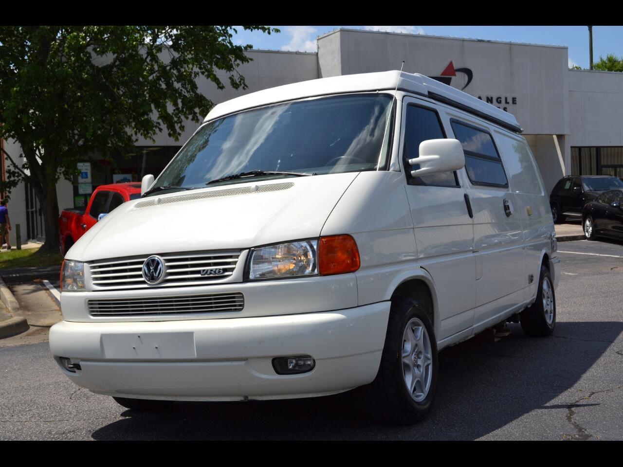 1997 Volkswagen EuroVan Camper