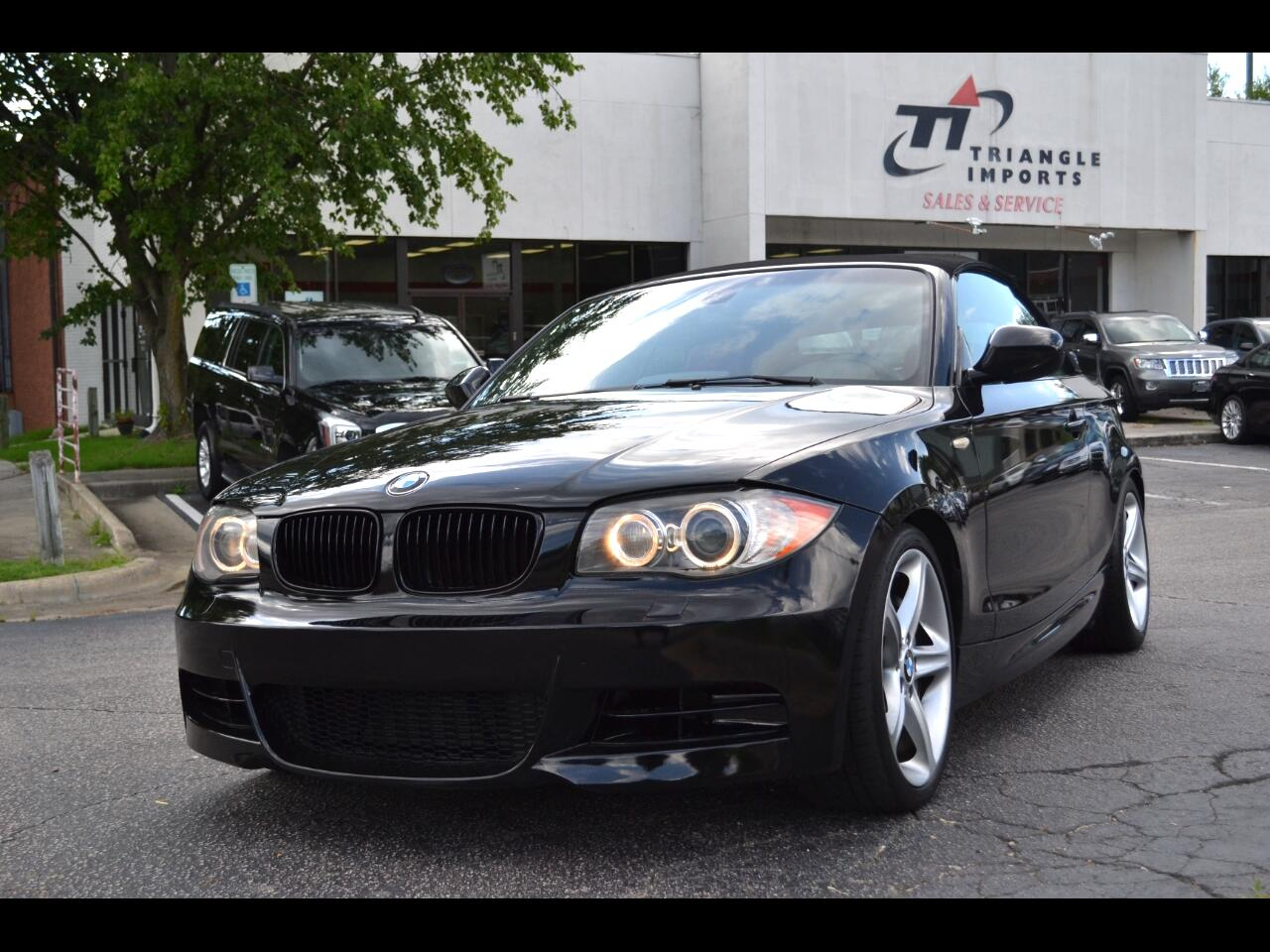 2011 BMW 1-Series 135i Convertible