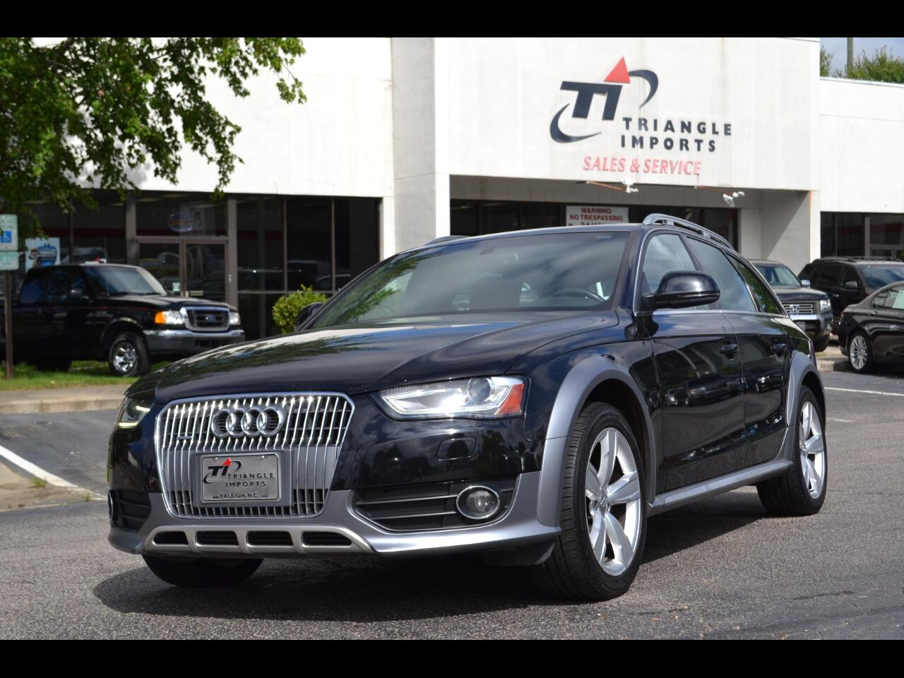 2013 Audi allroad Prestige quattro