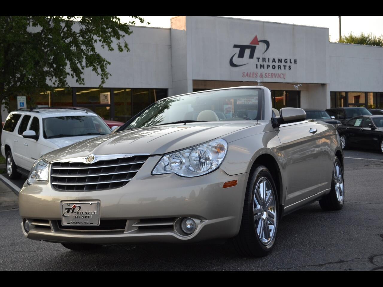 2009 Chrysler Sebring Convertible Limited