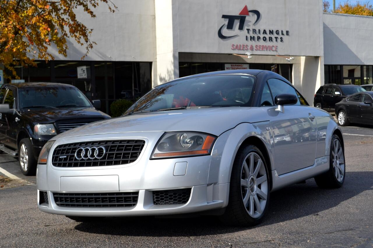 Audi TT Coupe Special Edition 2006