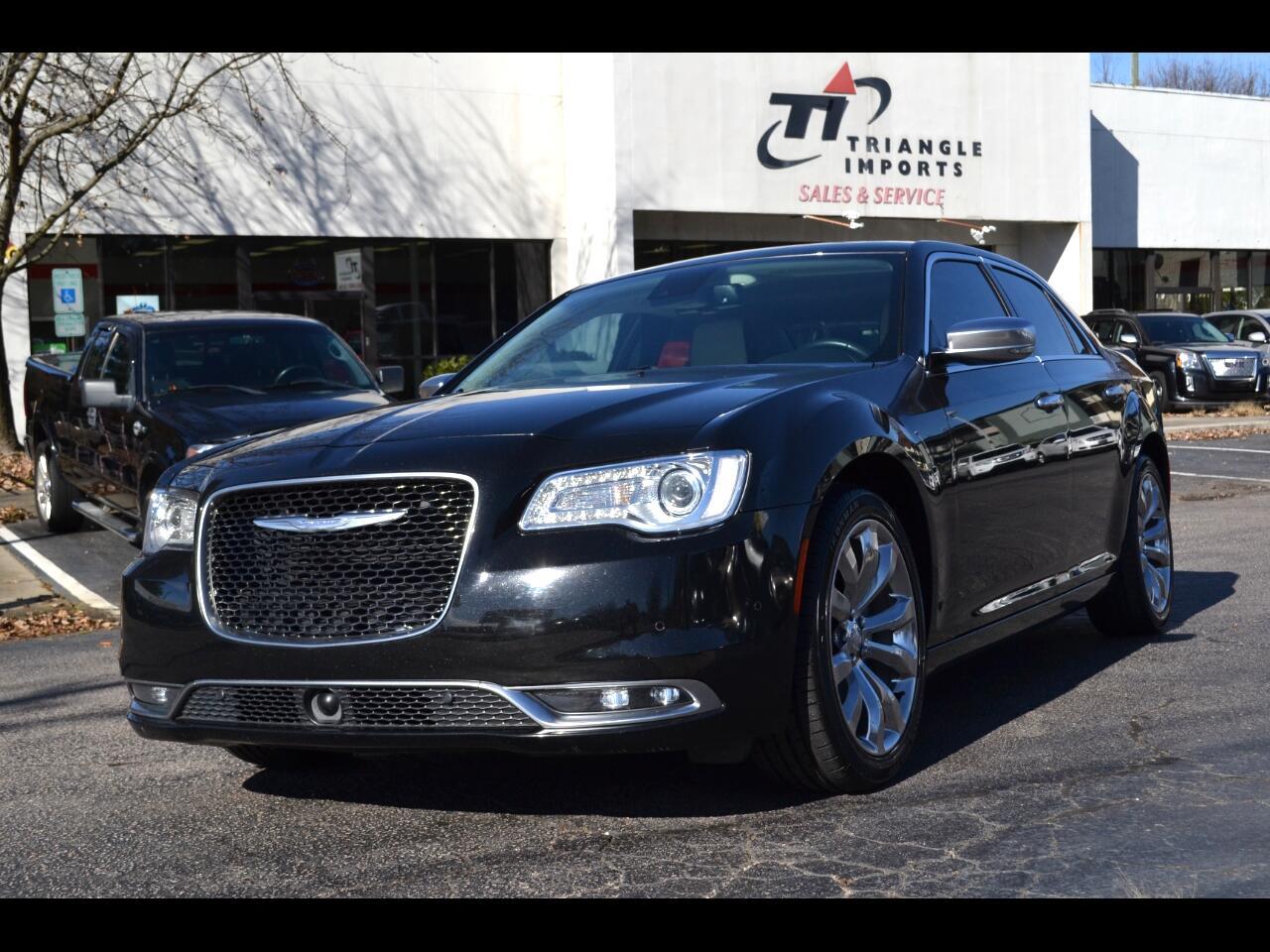 Chrysler 300 C Platinum RWD 2015