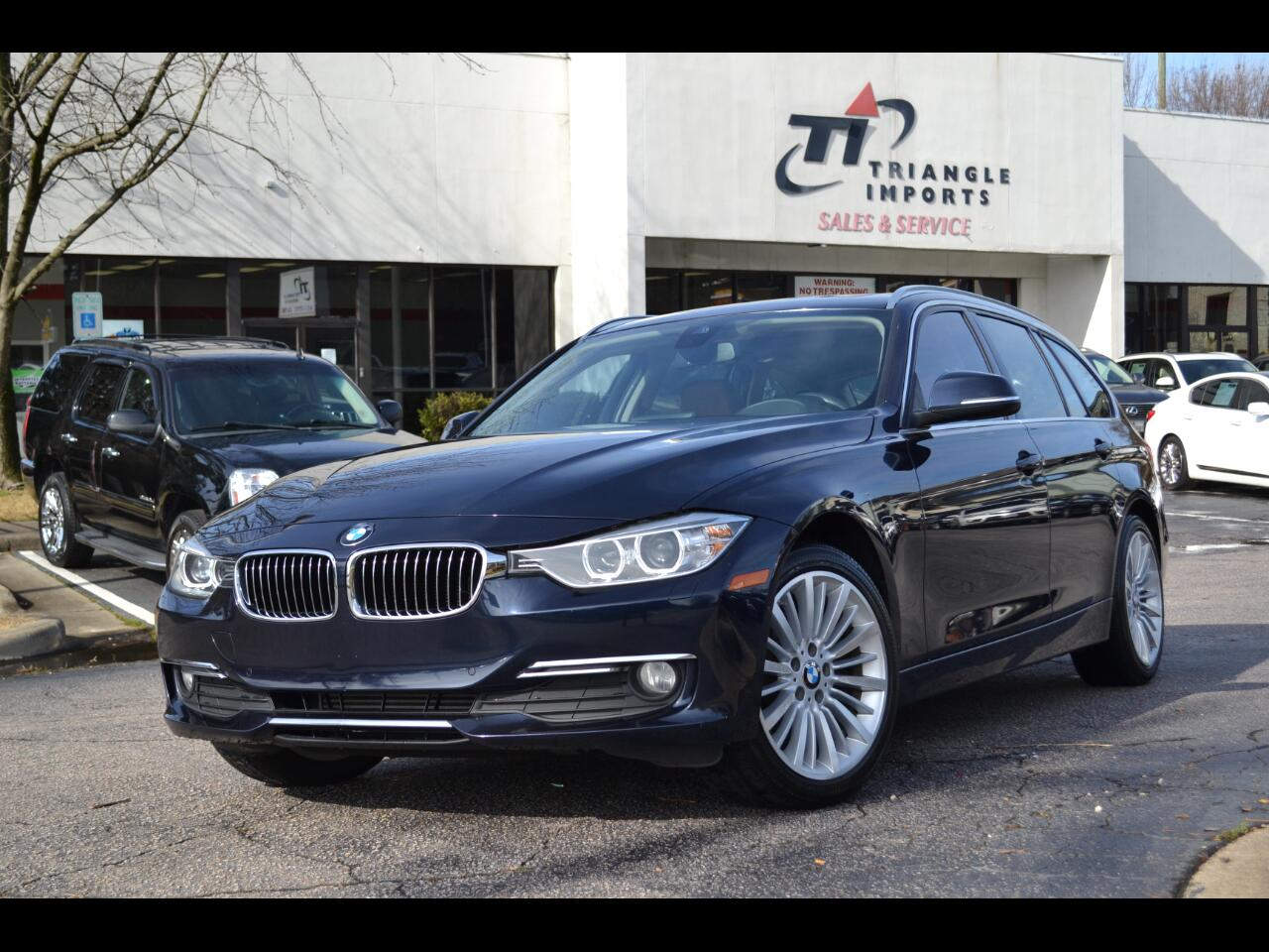 BMW 3 Series 4dr Sports Wgn 328d xDrive AWD 2015