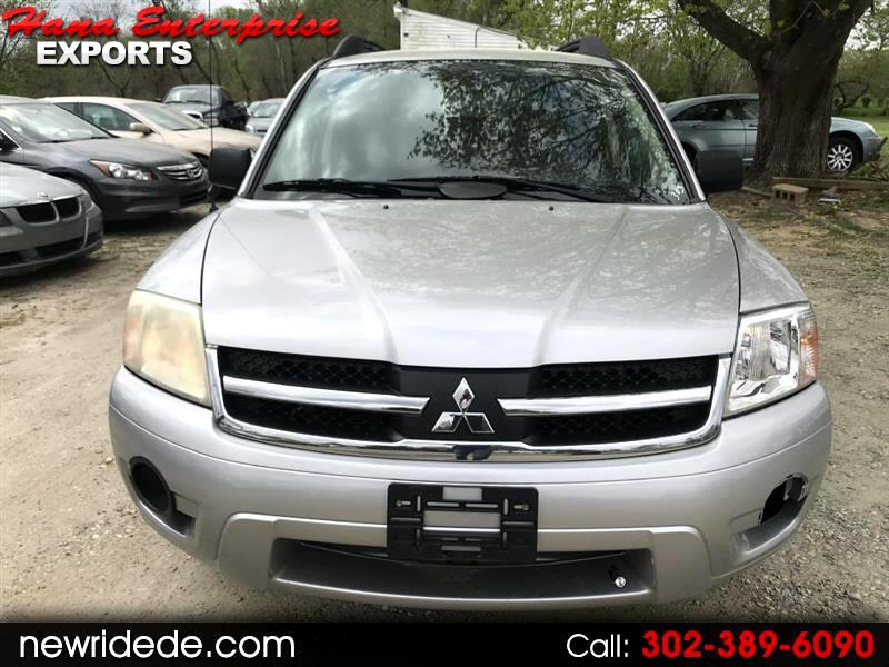 2008 Mitsubishi Endeavor LS AWD