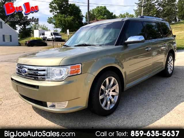 used 2012 ford flex limited awd for sale in alexandria ky. Black Bedroom Furniture Sets. Home Design Ideas