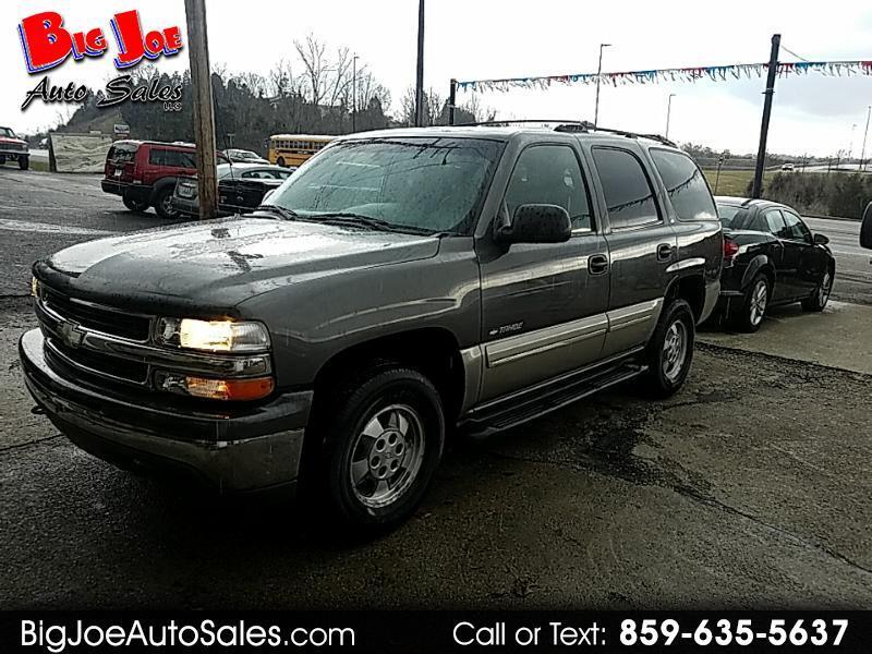 2000 Chevrolet Tahoe 4WD 4dr 1500 LS