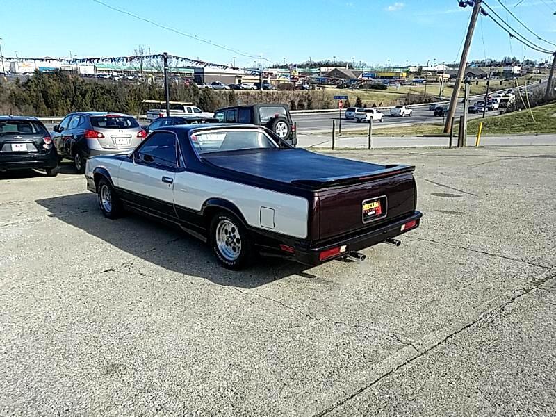 1979 Chevrolet El Camino 2dr Pickup