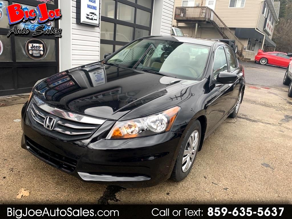 Honda Accord 4dr Sedan LX Auto 2012
