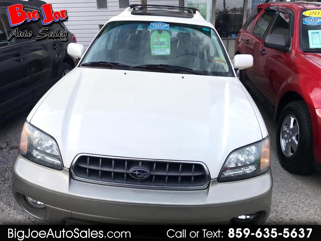 Subaru Outback Limited Wagon 2003