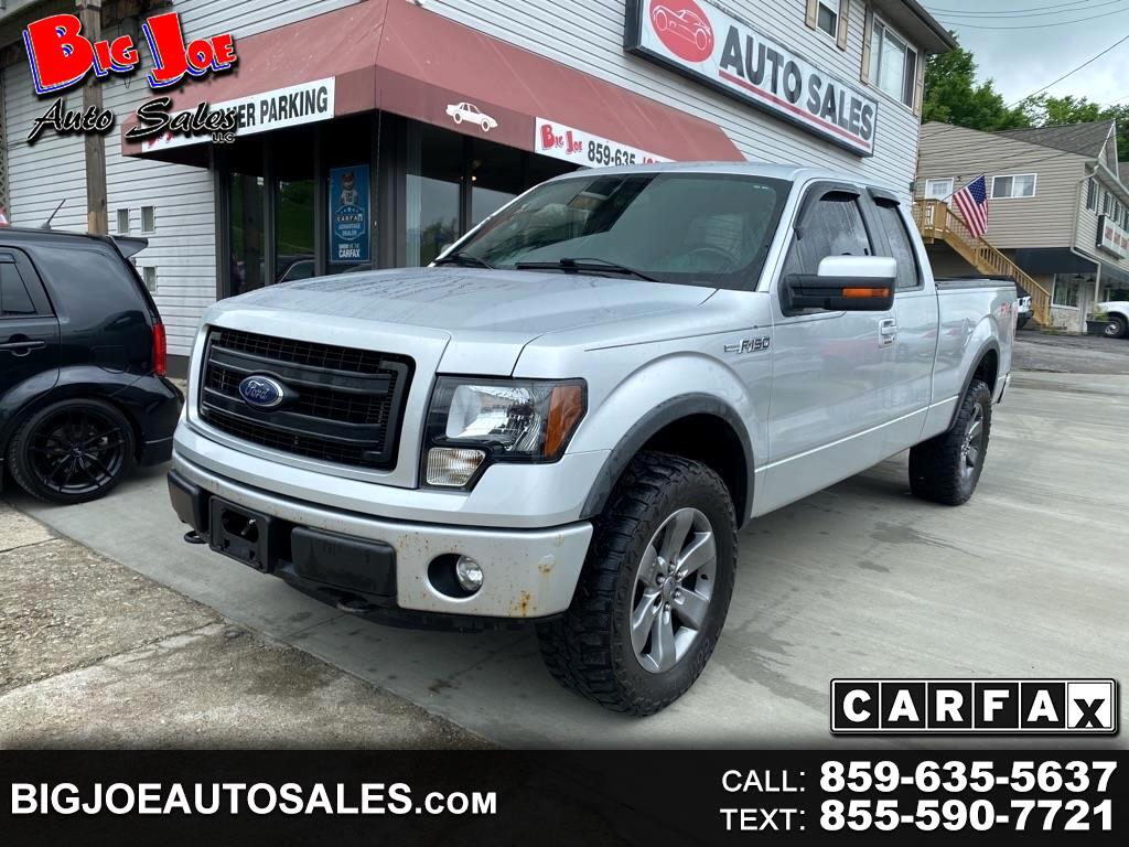 Ford F150 FX4 Supercab 4WD 2013