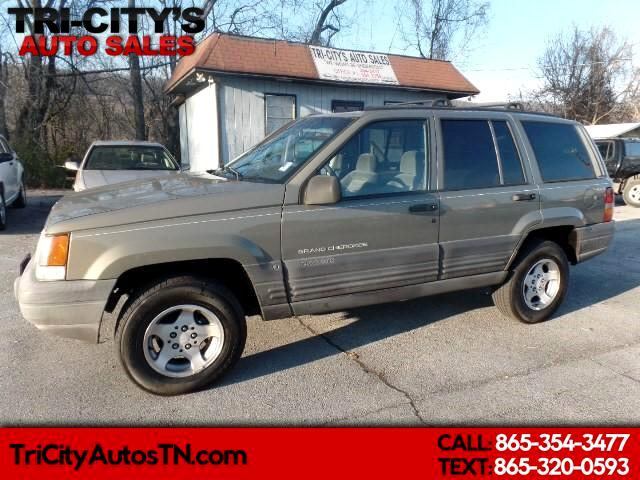1998 Jeep Grand Cherokee TSi 4WD