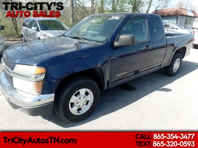 "2004 Chevrolet Colorado Ext Cab 125.9"" WB Z71"