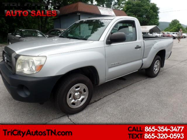 2008 Toyota Tacoma 2WD Reg I4 AT (Natl)