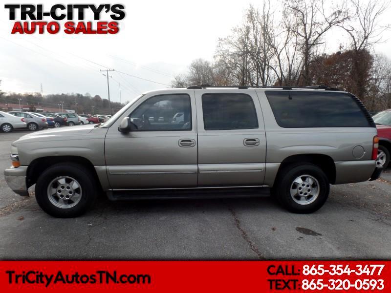 2001 Chevrolet Suburban 4dr 1500 LT