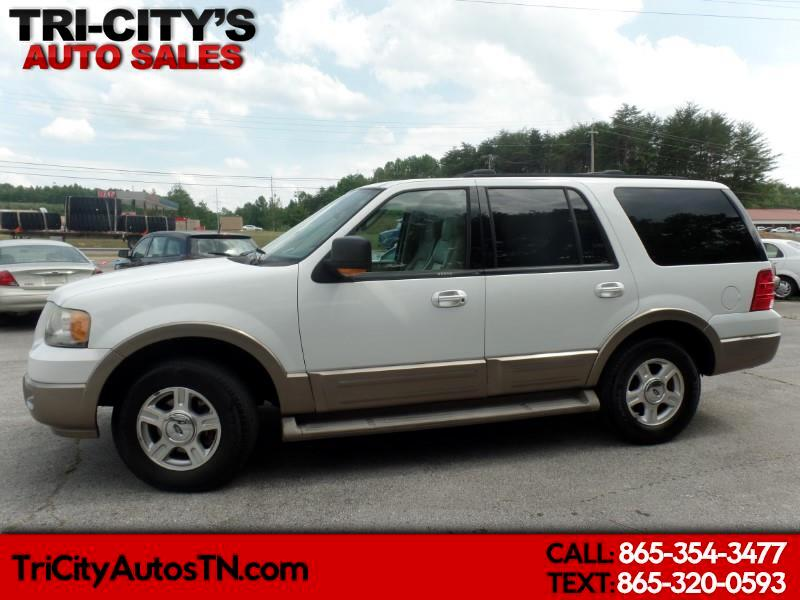 Ford Expedition 5.4L Eddie Bauer 4WD 2004
