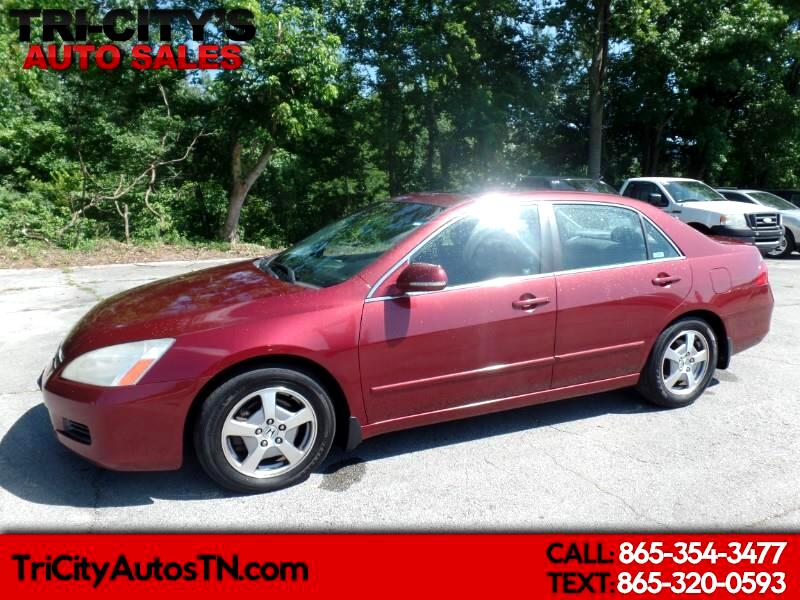 2006 Honda Accord Hybrid AT with NAVI