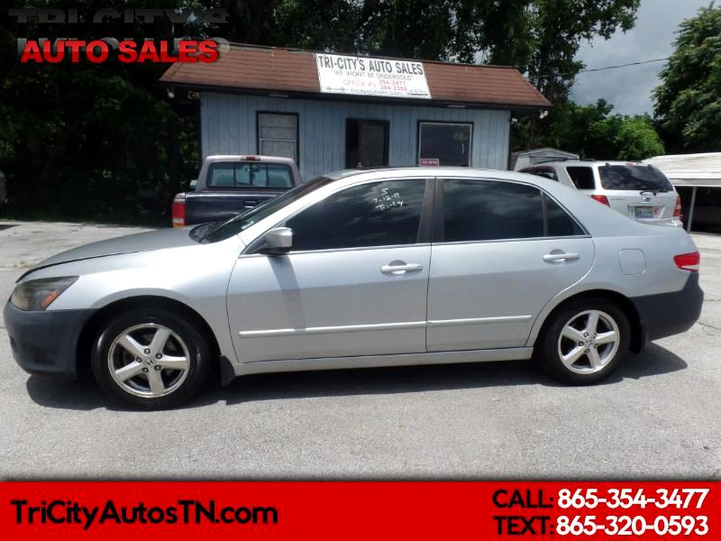 2003 Honda Accord Sdn EX Manual