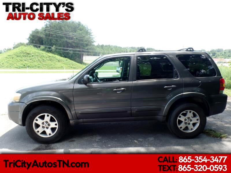 "2005 Ford Escape 4dr 103"" WB 3.0L Limited"