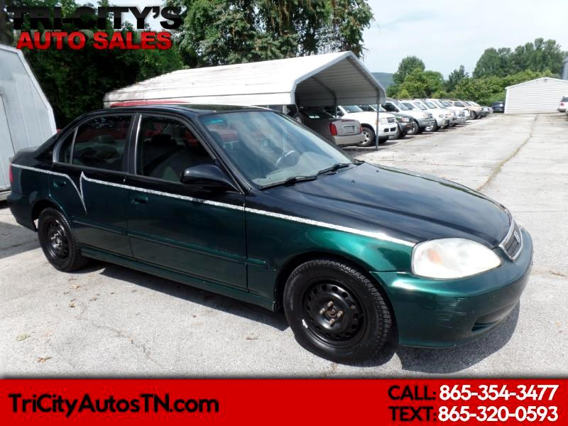 1999 Honda Civic 4dr Sdn VP Auto