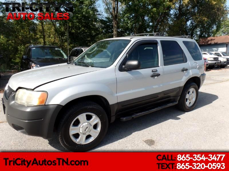 """2003 Ford Escape 4dr 103"""" WB XLT 4WD Sport"""