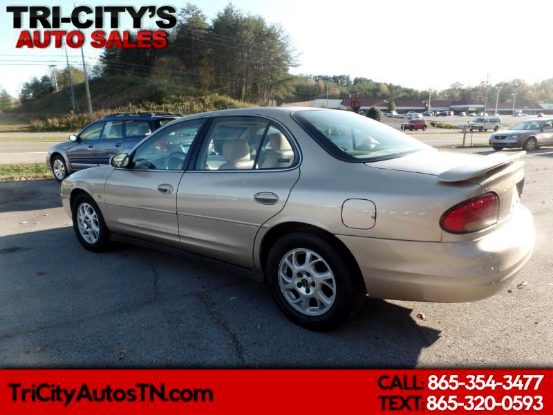 Oldsmobile Intrigue 4dr Sdn GL 2001