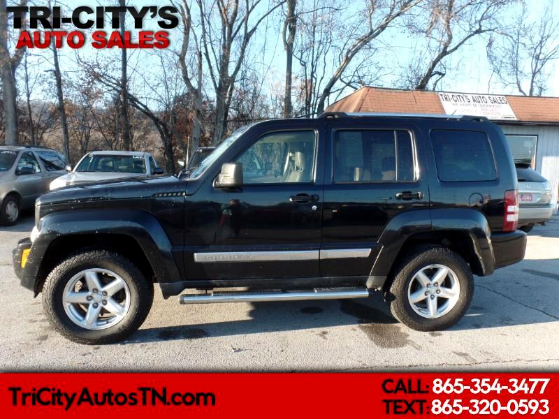 Jeep Liberty RWD 4dr Limited 2008