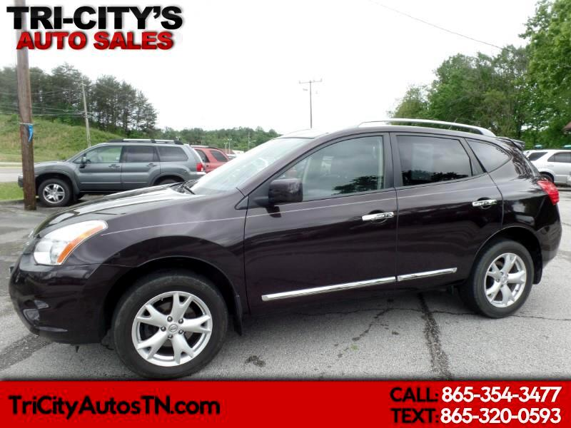 Nissan Rogue AWD 4dr SV 2011