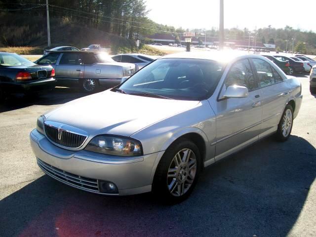 2003 Lincoln LS V8 Premium Sport