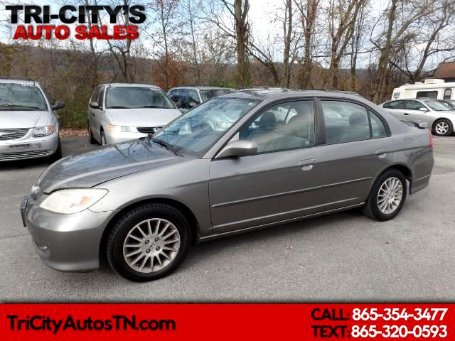2005 Honda Civic SE Sedan AT