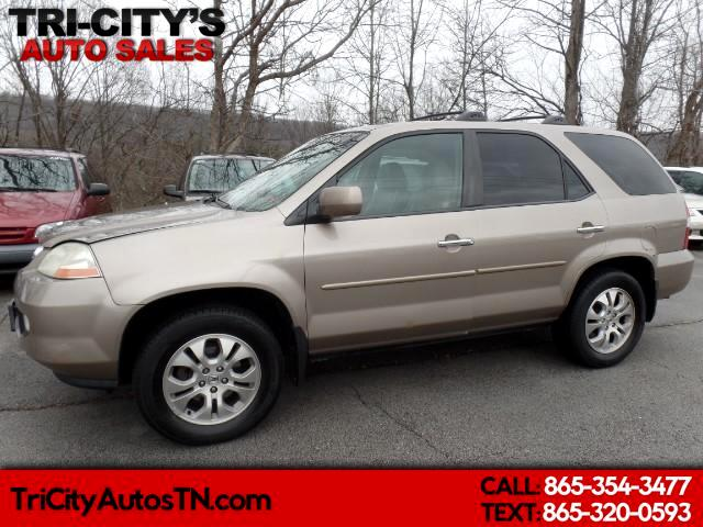2003 Acura MDX 4dr SUV Touring Pkg
