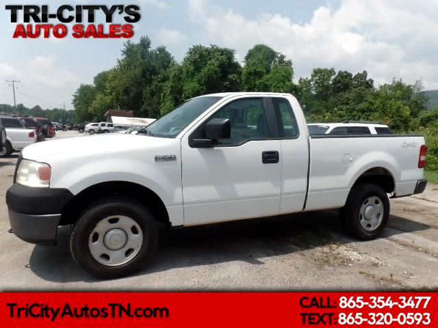 2008 Ford F-150 XLT 4WD