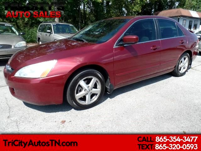 2005 Honda Accord EX AT
