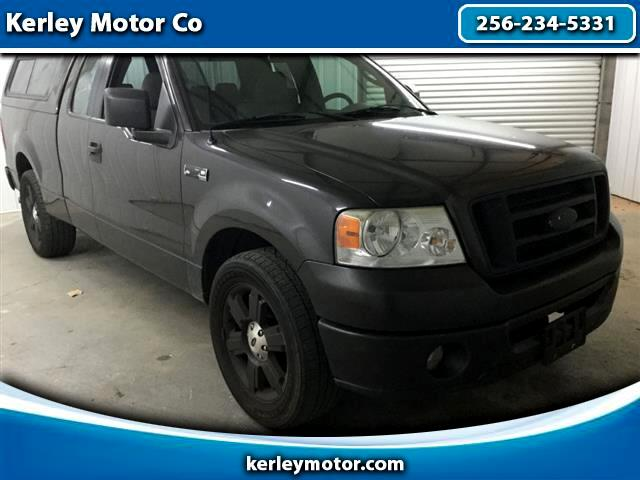 "2006 Ford F-150 2WD Supercab 163"" XL"