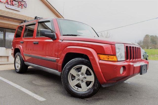 2006 Jeep Commander Sport Utility 4D
