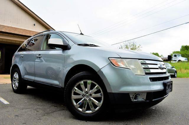 2007 Ford Edge SEL Plus Sport Utility 4D