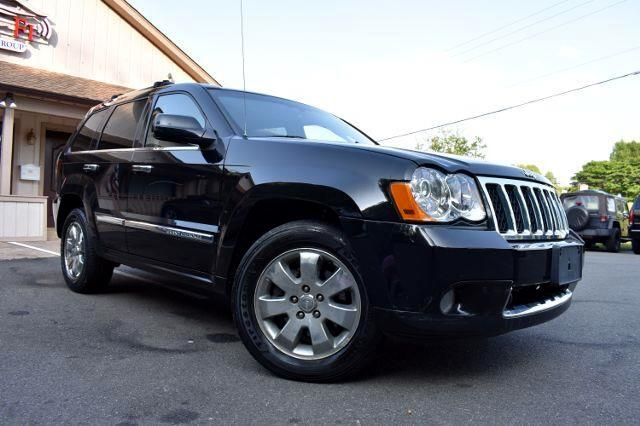 2008 Jeep Grand Cherokee Overland Sport Utility 4D