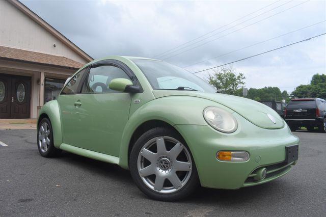 2002 Volkswagen New Beetle GLX Hatchback 2D