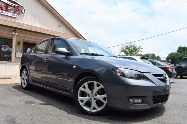 2009 Mazda MAZDA3 s Sport Sedan 4D
