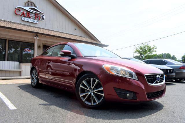 2012 Volvo C70 T5 Convertible 2D