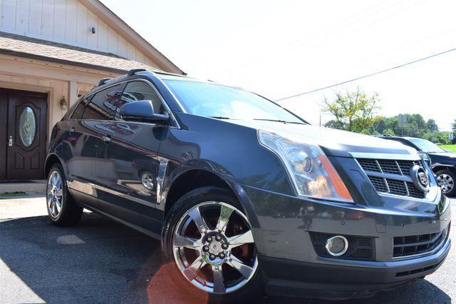 2010 Cadillac SRX Sport Utility 4D