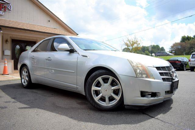 2009 Cadillac CTS Sedan 4D