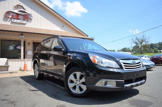 2011 Subaru Outback 2.5i Premium Wagon 4D