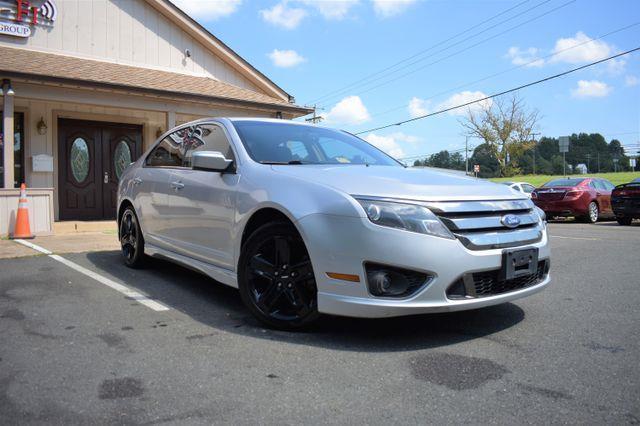 2011 Ford Fusion Sport Sedan 4D