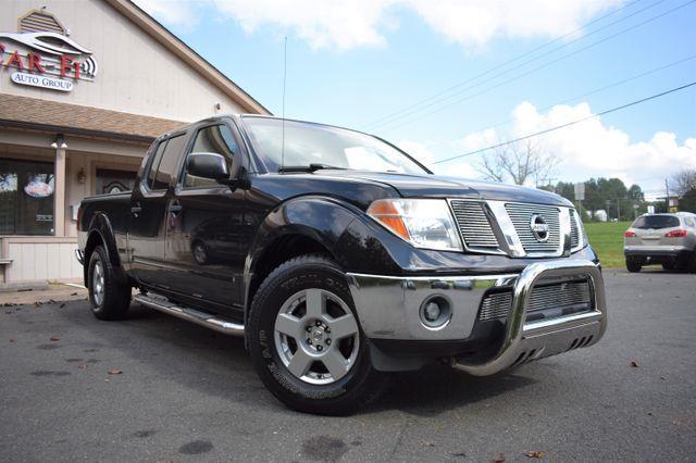 2007 Nissan Frontier SE Pickup 4D 6 ft